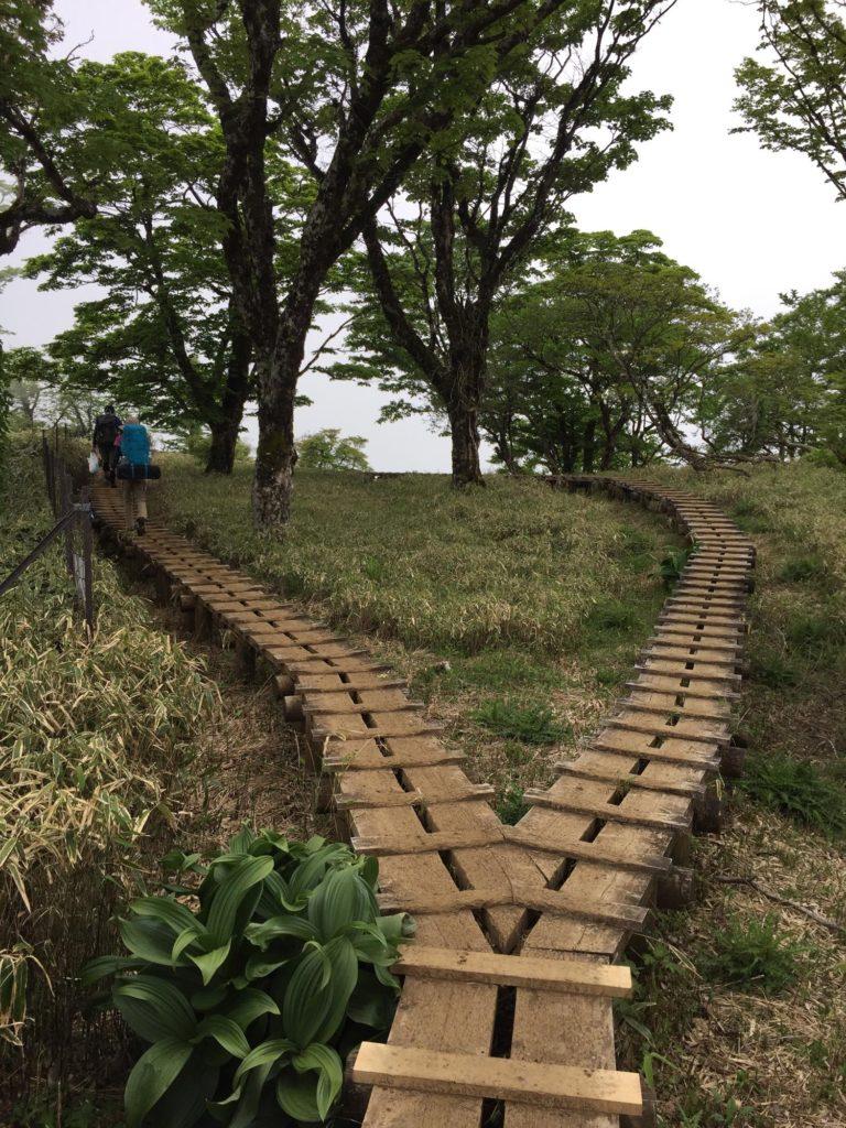 丹沢山〜塔ノ岳