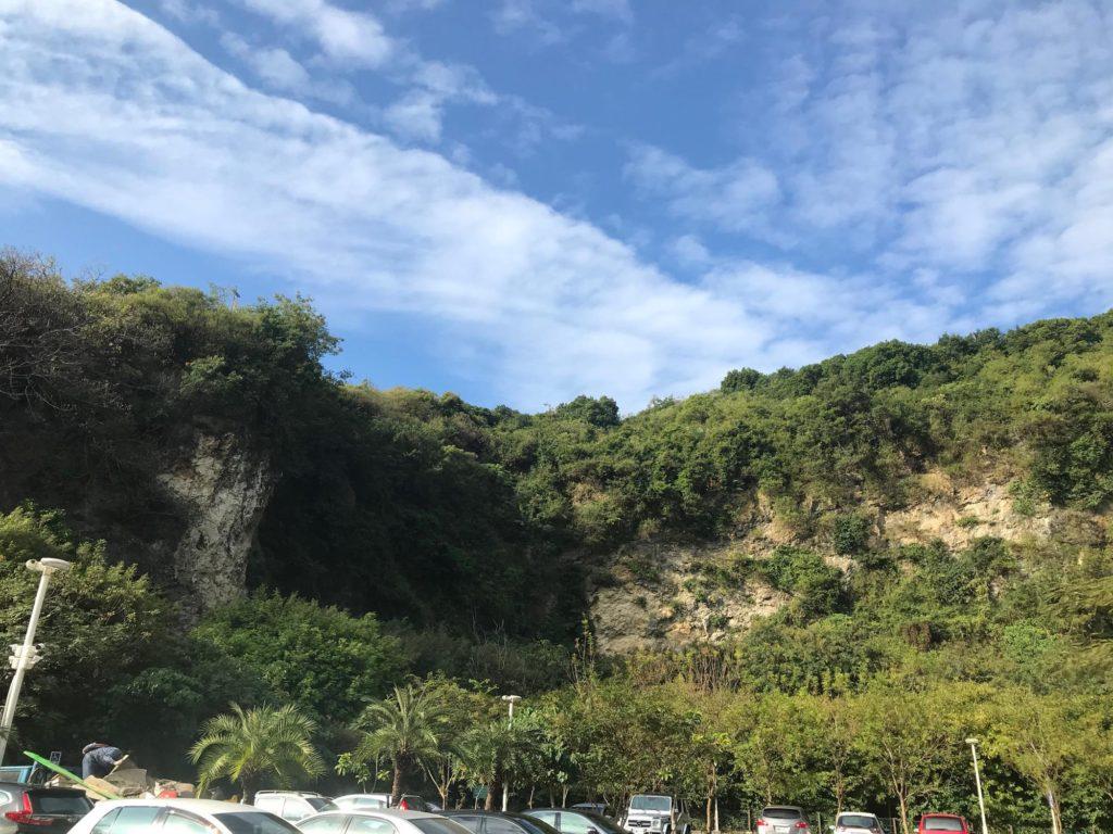 壽山(柴山)駐車場