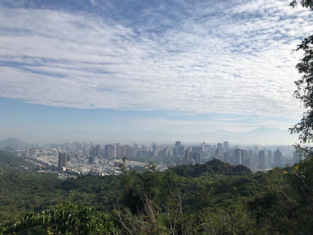 高雄の街の景色