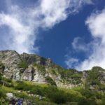 【白峰三山縦走①】広河原〜八本歯コル〜北岳〜北岳山荘