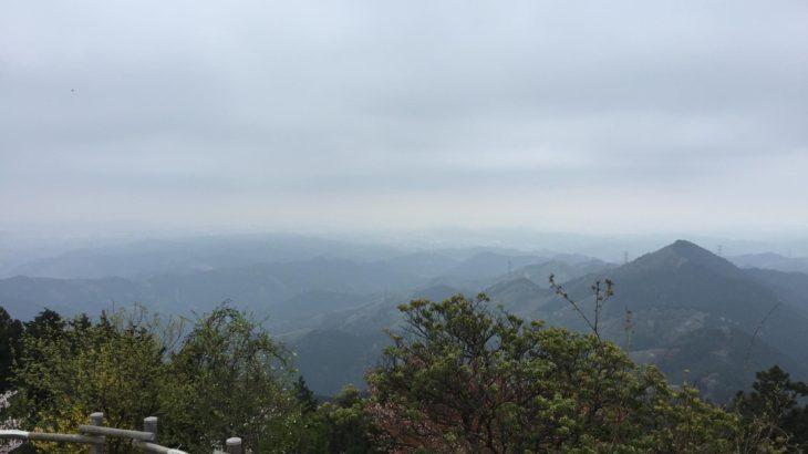 【東京近郊登山】御岳山〜日の出山〜つるつる温泉