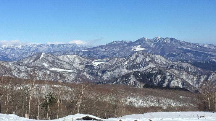 【日光雲龍渓谷1】霜降高原でスノーシュー体験