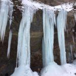 【日光雲龍渓谷ツアー2日目】雲龍渓谷の氷瀑・氷柱
