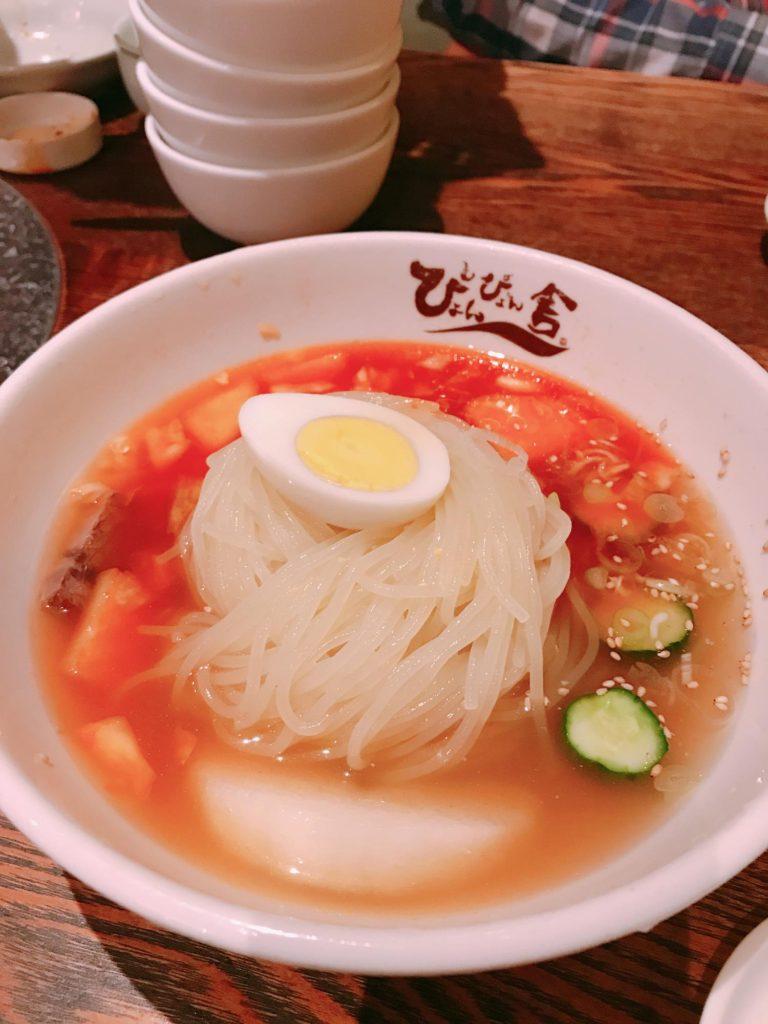 盛岡焼肉&冷麺