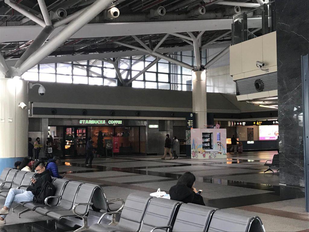 台湾 高鉄嘉義駅