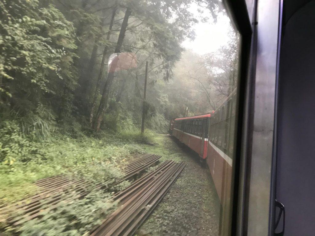 阿里山森林鉄路