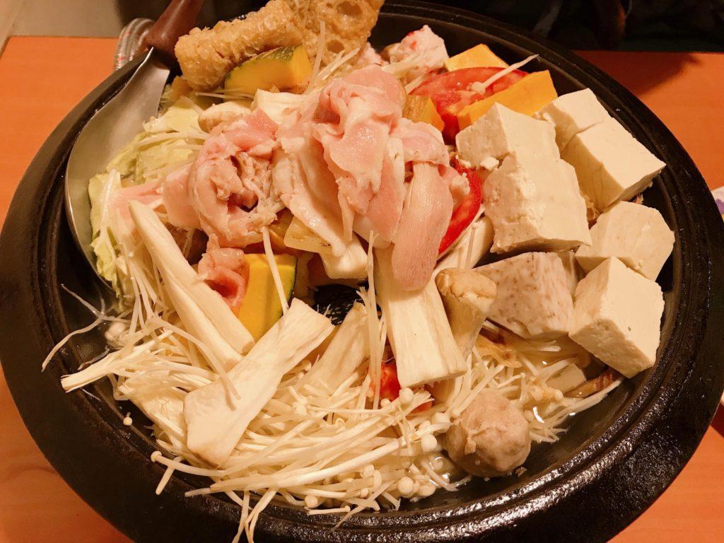 阿里山ディナー火鍋
