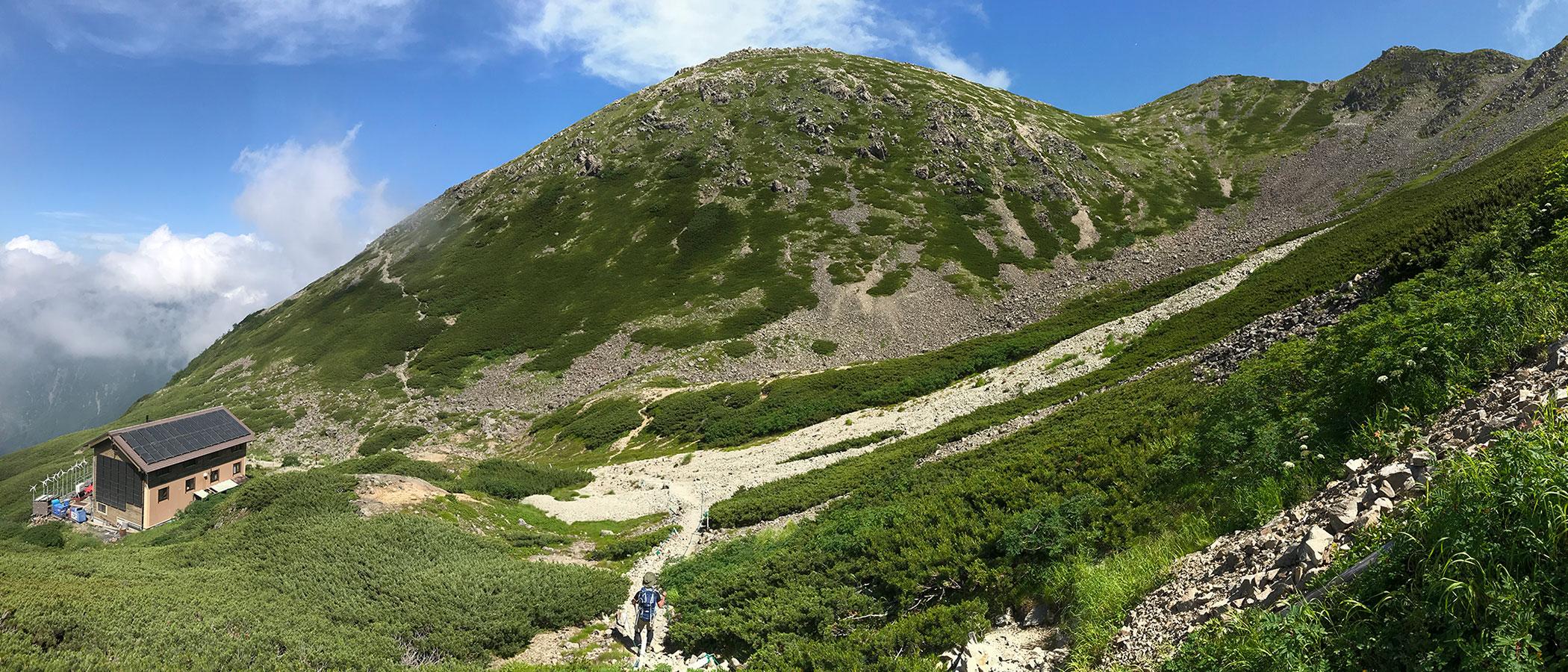 山好き女子の登山と旅のブログ