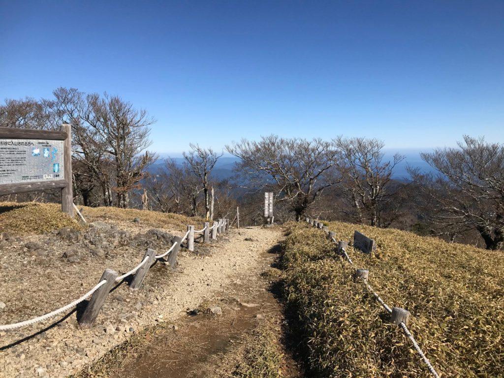 大台ケ原・日出ヶ岳
