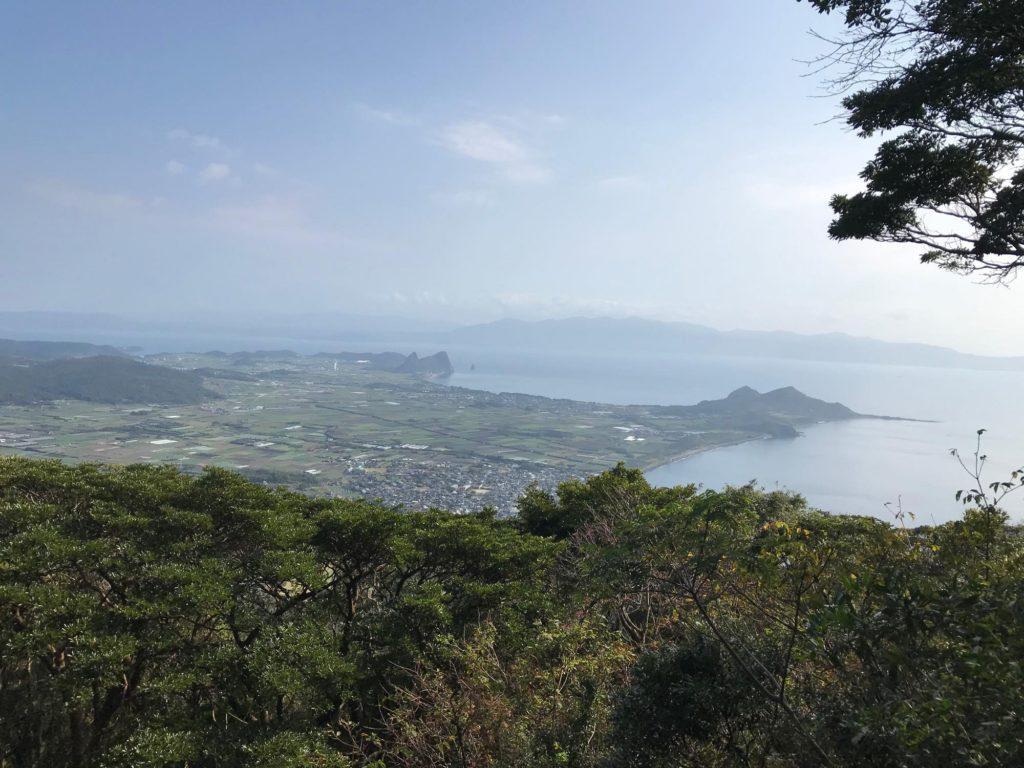 鹿児島・開聞岳
