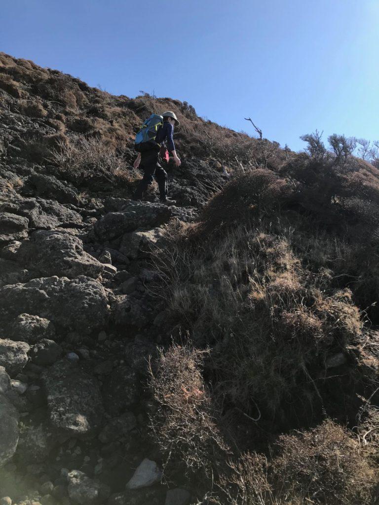 霧島・韓国岳