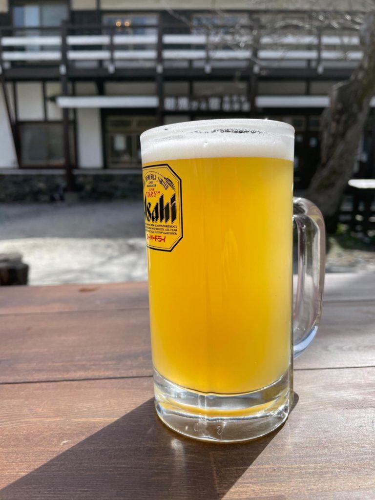 上高地 りんごビール