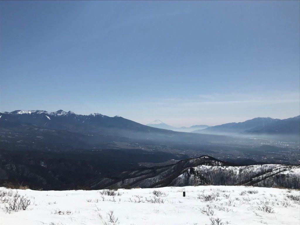 霧ヶ峰 車山高原