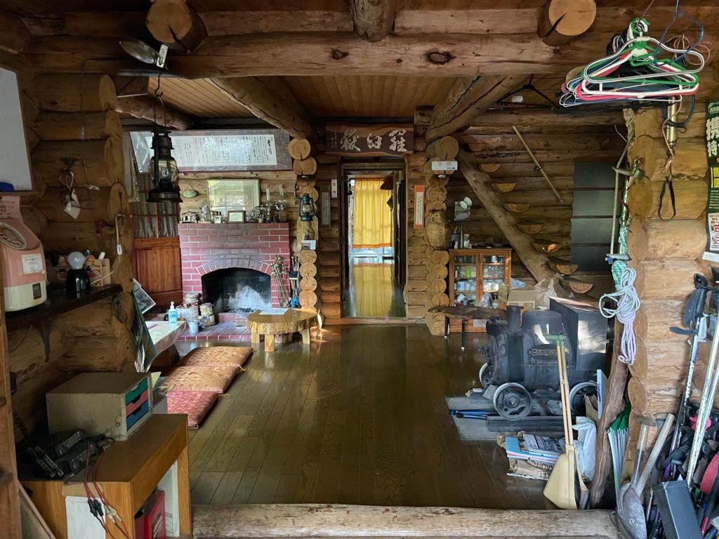 羅臼岳 木下小屋
