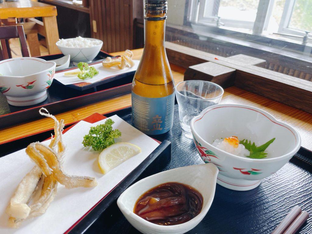 富山湾定食